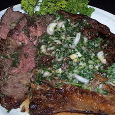 Australian Roast Beef With Fresh Herb Dressing