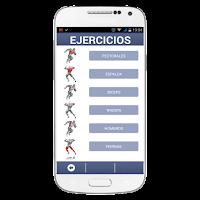 Screenshot of Gym: Ejercicios & Rutinas