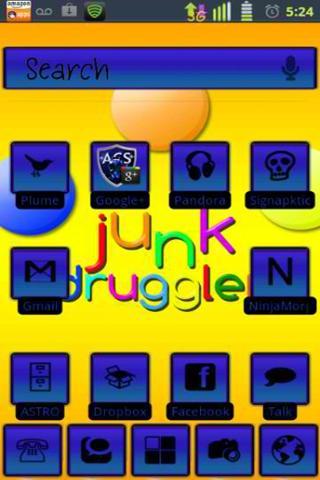 Blue Junk ADW