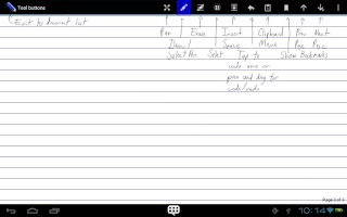 Screenshot of Write
