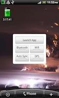 Screenshot of Battery Widget Paid