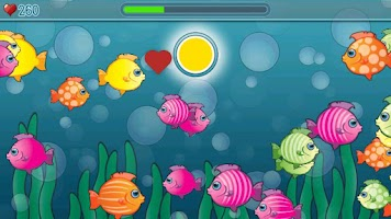 Screenshot of Kiss The Fish
