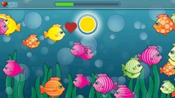 Screenshot of Kiss The Fish