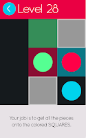 Screenshot of Move: A Brain Shifting Puzzle
