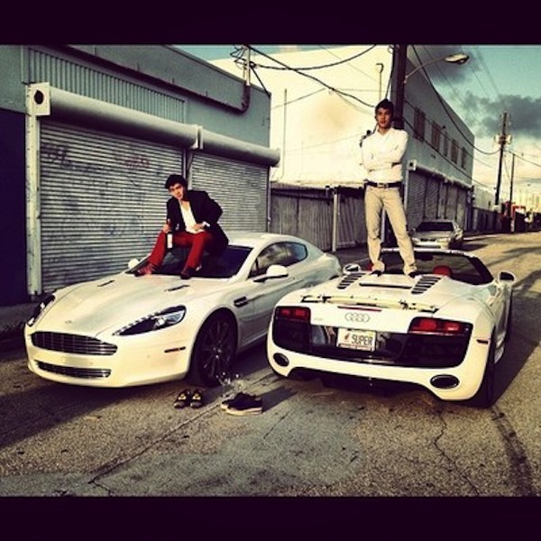 Rich Kids Of Instagram Audi R8