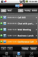 Screenshot of Neatcall Scheduler & Initiator