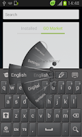 Screenshot of Best Android Keyboard