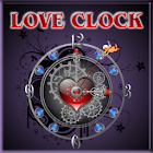 Love Clock Lite icon