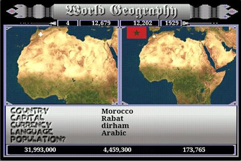 World Geography - Trial