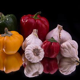 Farm Fresh 18/12 by Rakesh Syal - Food & Drink Fruits & Vegetables