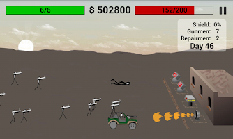 Screenshot of Fortress Defense