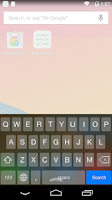Screenshot of Emoji Keyboard-Emoticons,White
