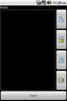 Screenshot of BookDroid