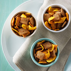 Shreddies Mayan Snack Mix