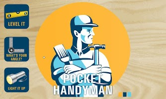 Screenshot of Pocket Handyman