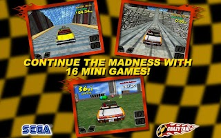 Screenshot of Crazy Taxi Classic™