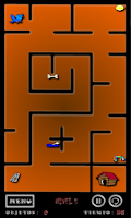 Screenshot of The maze of Pipo