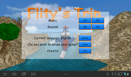 Flity's trip- screenshot thumbnail