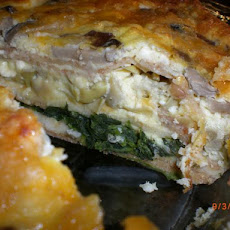 Fabulous Vegetarian Pie