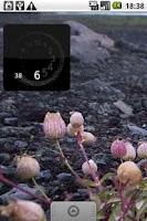 Screenshot of Analogy Clock
