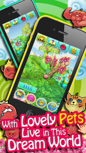 玩免費休閒APP|下載Q Kitty Garden app不用錢|硬是要APP