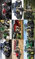 Screenshot of Tractors Game