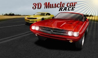 Screenshot of 3D Muscle Car