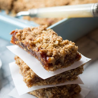 Jam-Filled Granola Bars