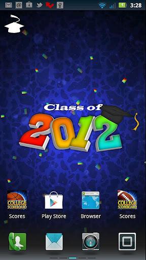 Class of 2012 Live Wallpaper