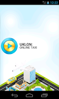 Screenshot of Uklon - Online Taxi (OLD)