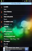Screenshot of HitParade TOP100 Italy