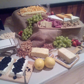 by Angela Miles - Food & Drink Meats & Cheeses