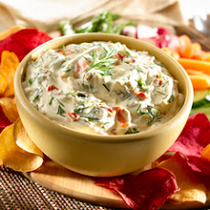 Creamy Dilled Vegetable Dip