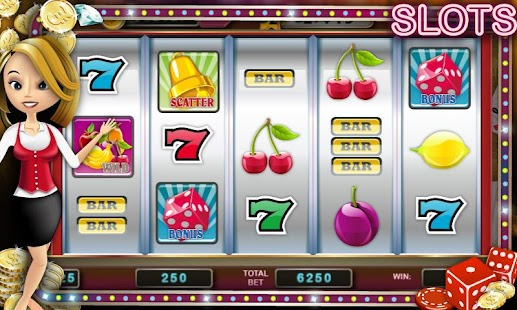Slot Casino - Slot Machines APK for Blackberry