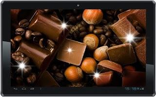 Screenshot of Chocolate Best live wallpaper