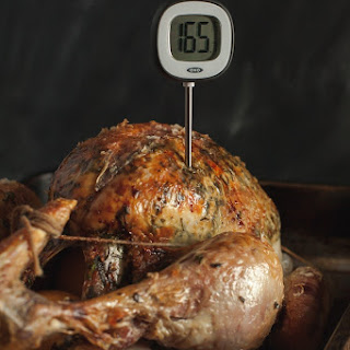 Your Best Christmas Turkey Guide and OXO Digital Thermometer Giveaway