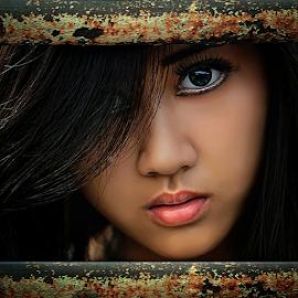 RR by Septyadhi  Gunawan - People Portraits of Women ( canon, model, girl, beauty )