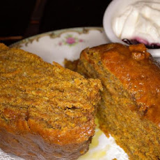 Pumpkin Scones from Alice's Tea Cup