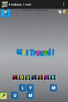 Screenshot of 4 indices 1 mot