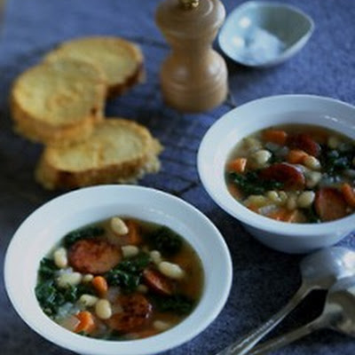 Kale & White Bean Soup
