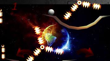 Screenshot of Fire Ball Drop