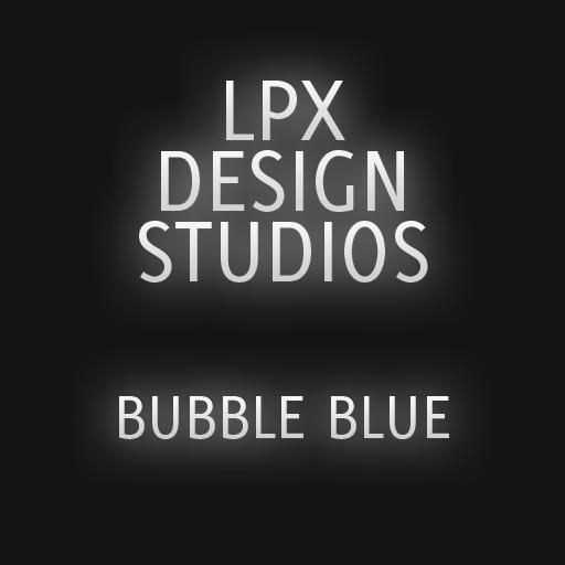 GOSMSTHEME泡泡藍 個人化 App LOGO-APP試玩
