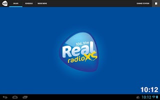 Screenshot of Real Radio XS