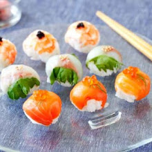 Sushi At Home: Shape Up