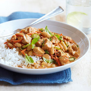 Coconut Chicken Chili