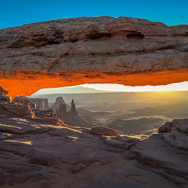 Mesa Arch by David Long - Instagram & Mobile iPhone