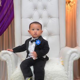 young Groom by Ahmad Jabar Jaffar - Wedding Other ( life, wedding, groom, moments )