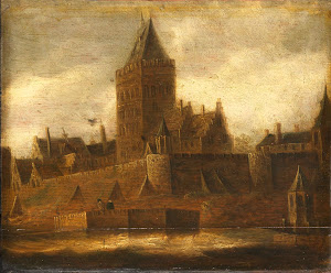 RIJKS: manner of Jan van Goyen: painting 1650