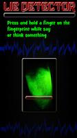 Screenshot of Lie detector / Polygraph free