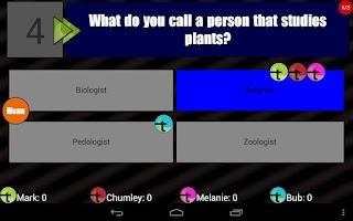 Screenshot of The Best Trivia App - Lite